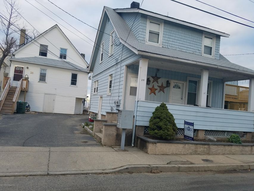 Multi-Family Home for Sale at 26 5th Street Highlands, New Jersey 07732 United States