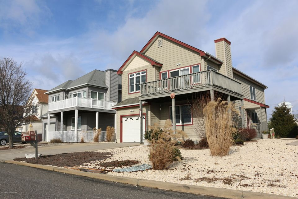 Single Family Home for Sale at 114 Beach Drive South Seaside Park, 08752 United States