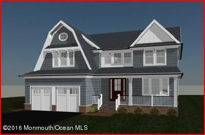 Maison unifamiliale pour l Vente à 58 Mccarter Avenue Fair Haven, New Jersey 07704 États-Unis