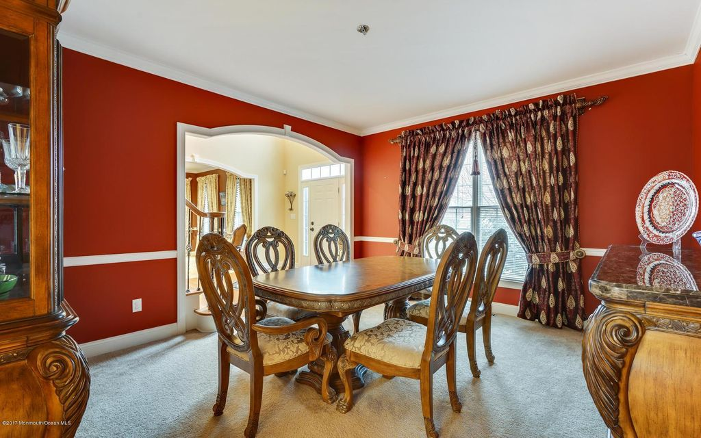 Additional photo for property listing at 1 Erin Court  Kendall Park, New Jersey 08824 United States