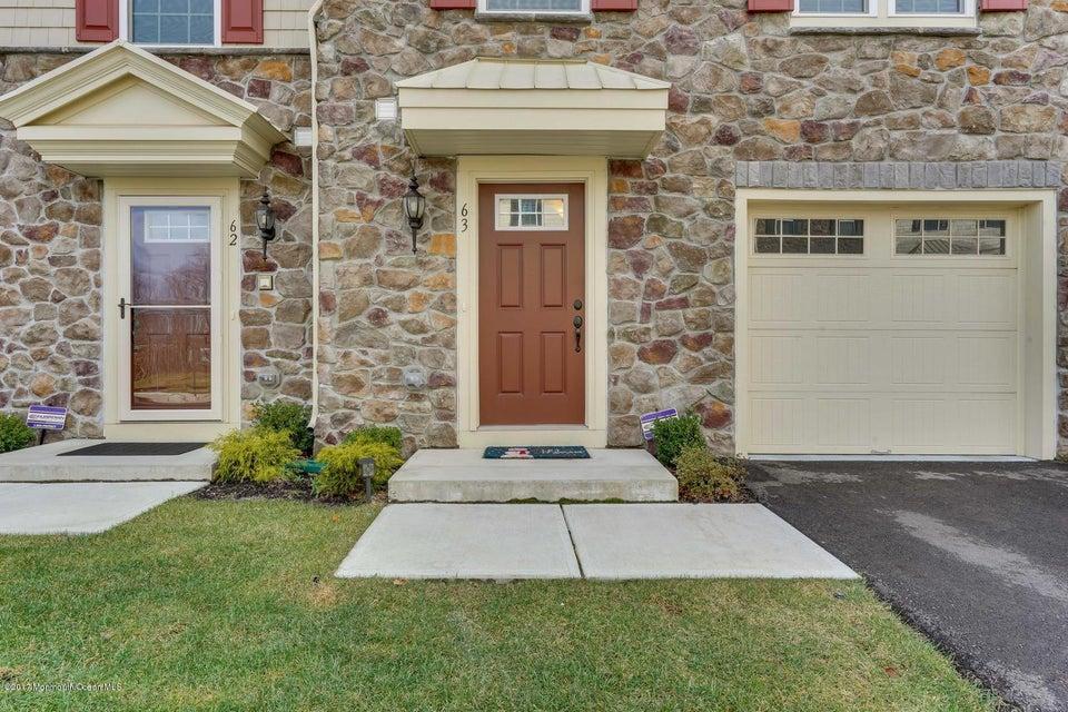 共管式独立产权公寓 为 销售 在 63 Phillip E Frank Way 克里夫伍德, 07721 美国