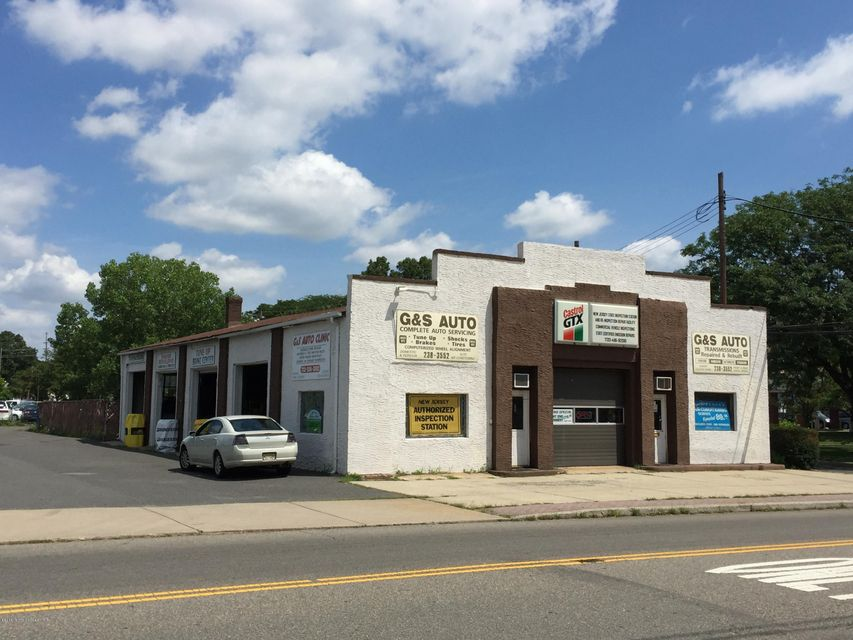Commercial for Sale at 536 Main Street Spotswood, New Jersey 08884 United States