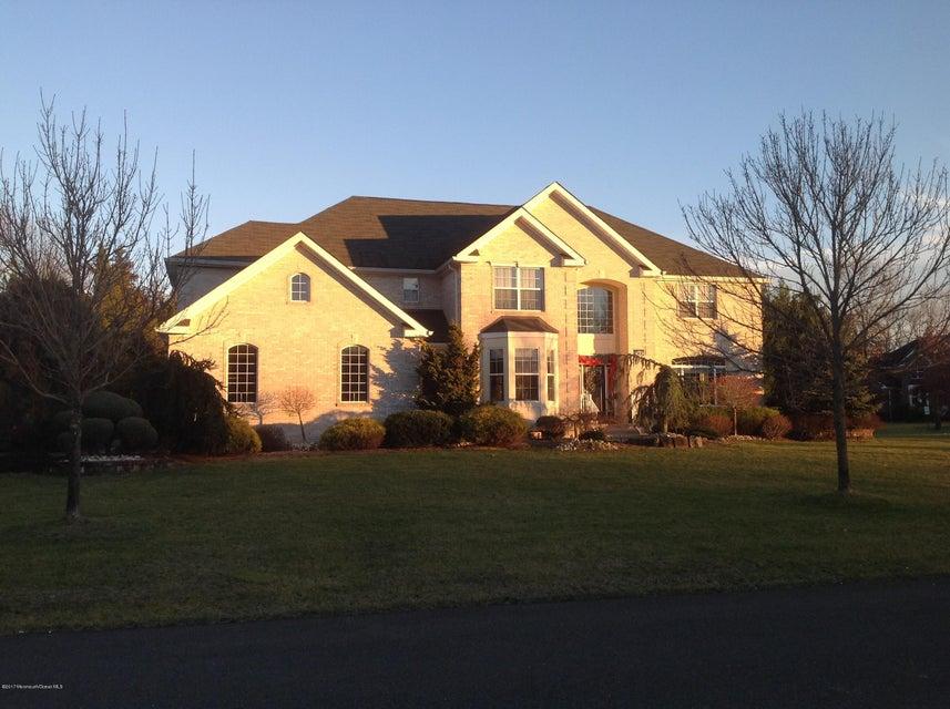 Casa Unifamiliar por un Venta en 3 Calloway Street Howell, Nueva Jersey 07731 Estados Unidos