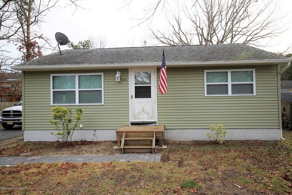 Casa Unifamiliar por un Venta en 46 Letts Landing Road Waretown, Nueva Jersey 08758 Estados Unidos