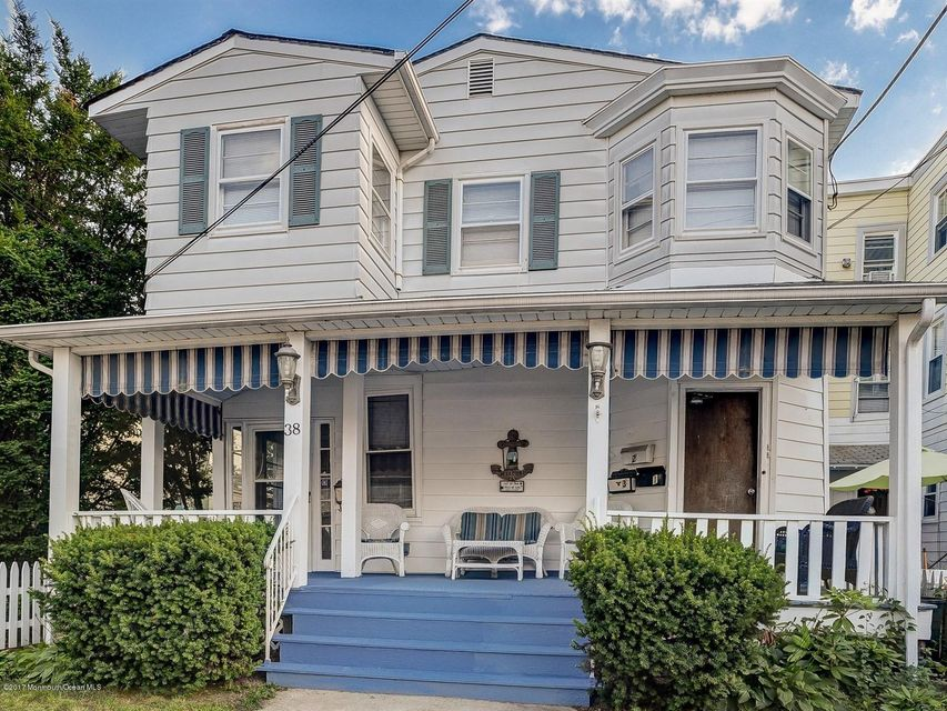 Single Family Home for Sale at 38 Pitman Avenue Ocean Grove, New Jersey 07756 United States