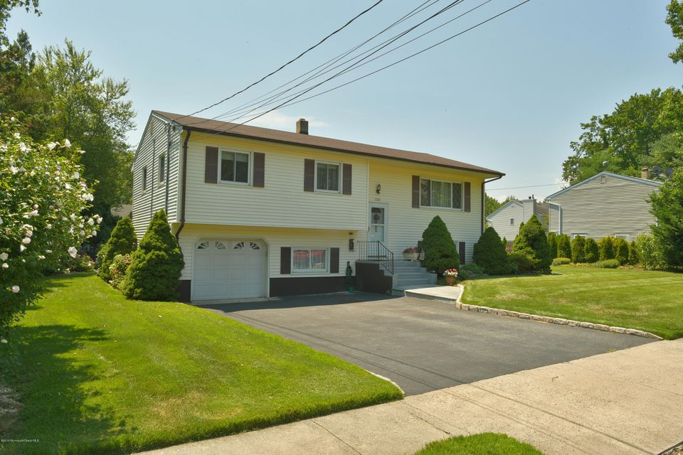 Single Family Home for Sale at 1200 Doris Avenue Asbury Park, New Jersey 07712 United States