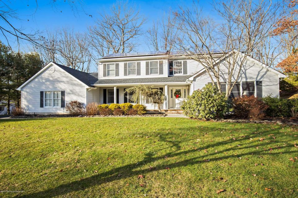 Single Family Home for Sale at 3065 Governors Crossing Wall, New Jersey 07719 United States