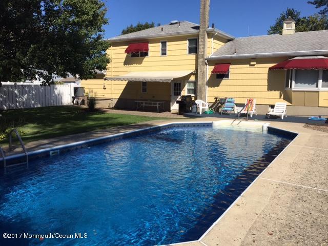 Maison unifamiliale pour l à louer à 314 Trenton Avenue Point Pleasant Beach, New Jersey 08742 États-Unis