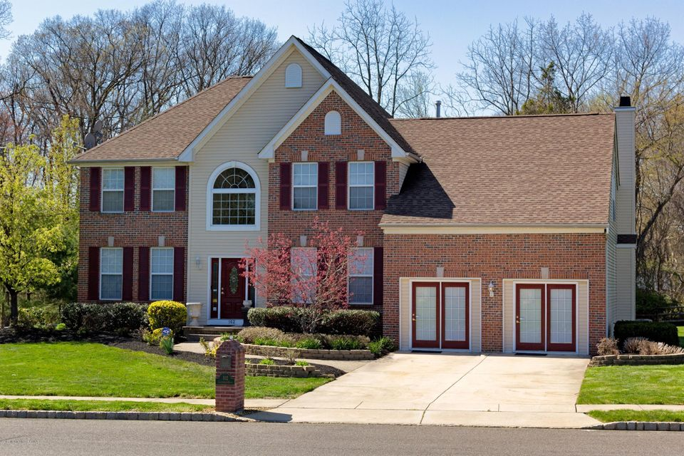 Single Family Home for Sale at 102 Creekwood Drive Bordentown, New Jersey 08505 United States