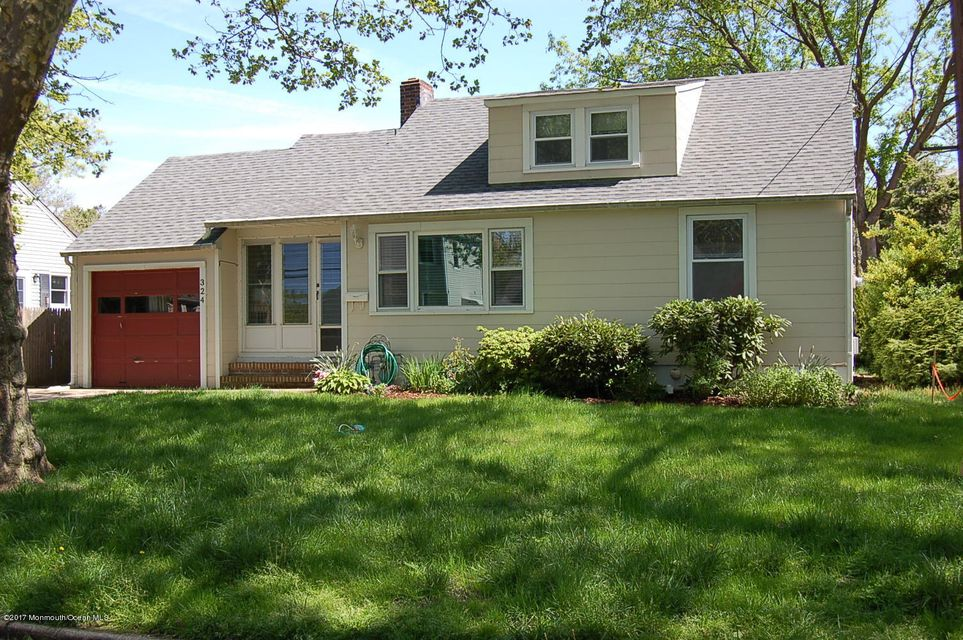 Single Family Home for Rent at 324 Cedar Avenue Manasquan, 08736 United States