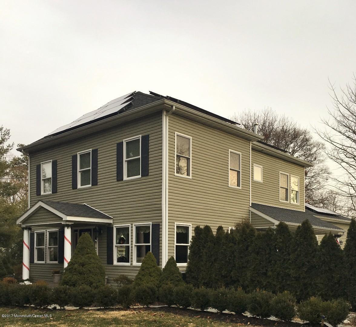 Casa Unifamiliar por un Venta en 2400 Riverside Terrace Manasquan, Nueva Jersey 08736 Estados Unidos
