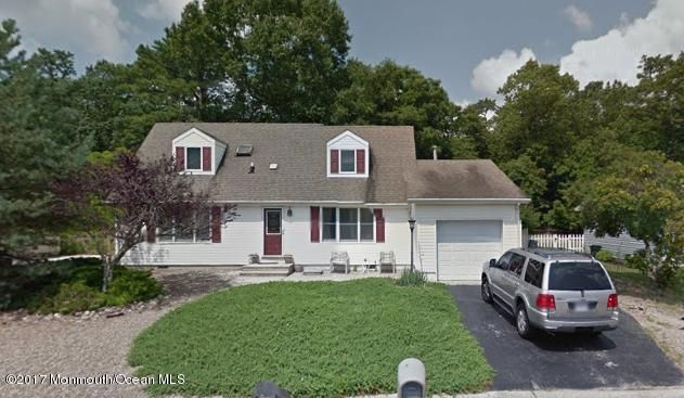Single Family Home for Sale at 427 3rd Street Waretown, New Jersey 08758 United States
