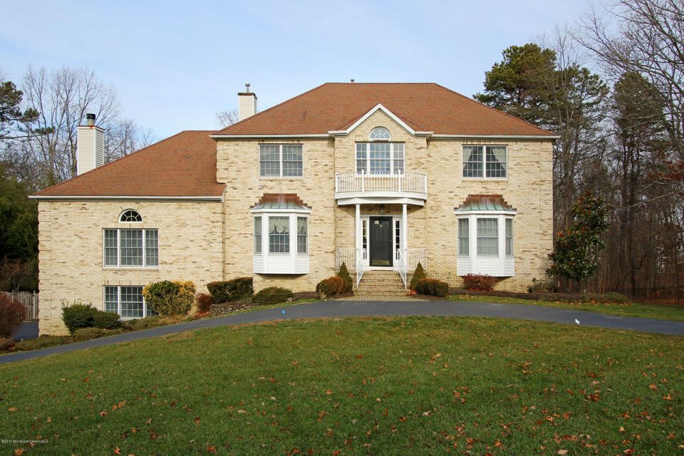 Single Family Home for Sale at 20 Buena Vista Drive Freehold, New Jersey 07728 United States