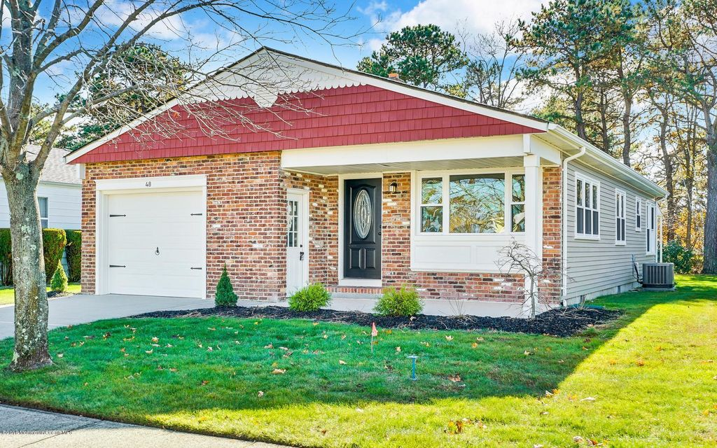Single Family Home for Sale at 48 Gorginio Drive Toms River, New Jersey 08757 United States