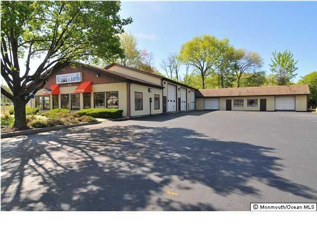 Commercial for Sale at 310 Highway 36 Hazlet, 07730 United States
