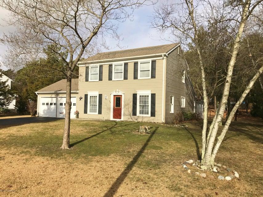 Maison unifamiliale pour l Vente à 53 Highland Drive Barnegat, New Jersey 08005 États-Unis