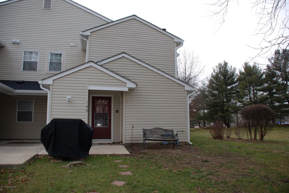 Condominium for Sale at 149 Tanglewood Place Morganville, New Jersey 07751 United States