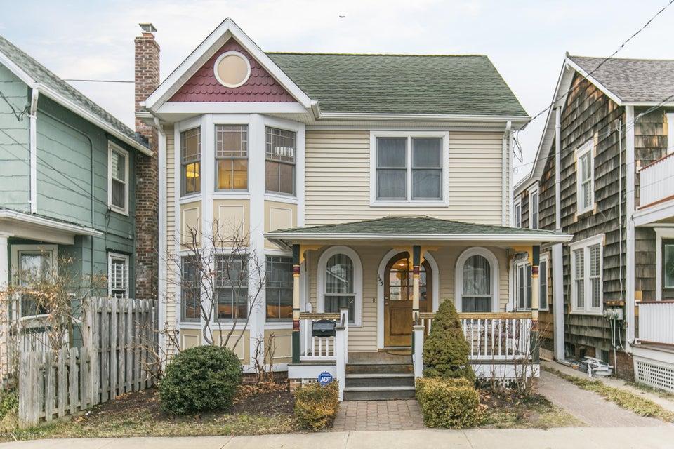 Casa Unifamiliar por un Venta en 145 Mount Hermon Way Ocean Grove, Nueva Jersey 07756 Estados Unidos