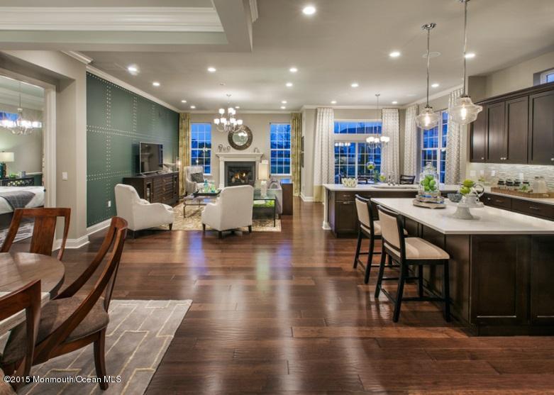 独户住宅 为 销售 在 121 Arborridge Drive Forked River, 新泽西州 08731 美国