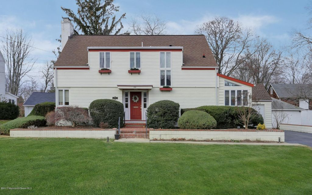 Single Family Home for Sale at 450 Main Street Hightstown, New Jersey 08520 United States