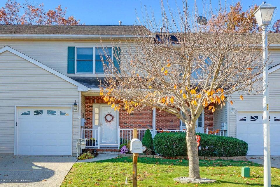 Condominio por un Venta en 26 Goldsmith Drive Spotswood, Nueva Jersey 08884 Estados Unidos