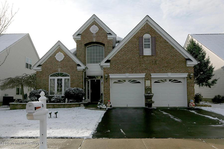 Maison unifamiliale pour l Vente à 6 Plymouth Way Barnegat, New Jersey 08005 États-Unis