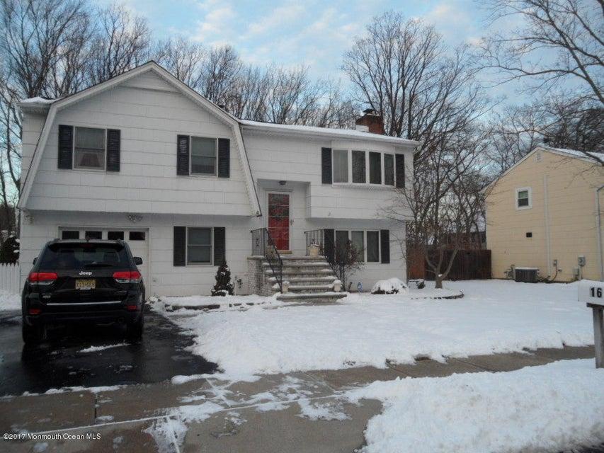 独户住宅 为 销售 在 16 Bunker Hill Road 黑兹利特, 07730 美国