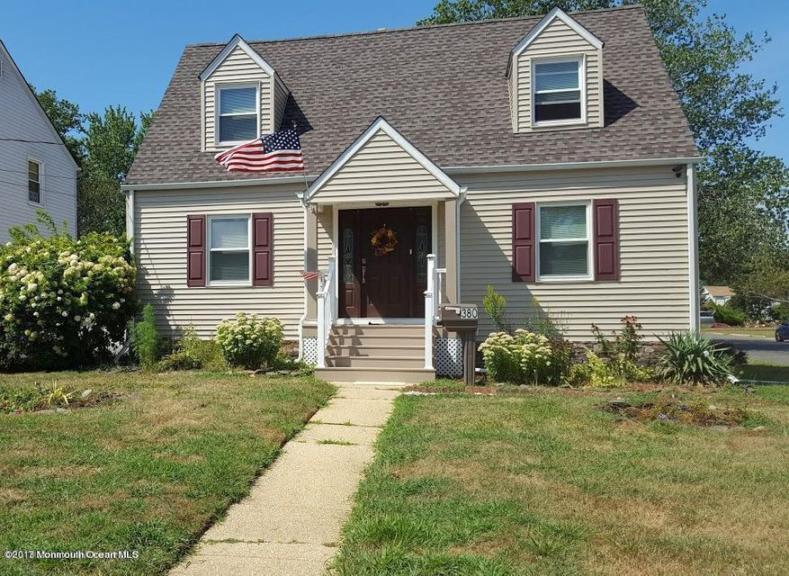 Single Family Home for Rent at 380 Long Branch Avenue Long Branch, 07740 United States