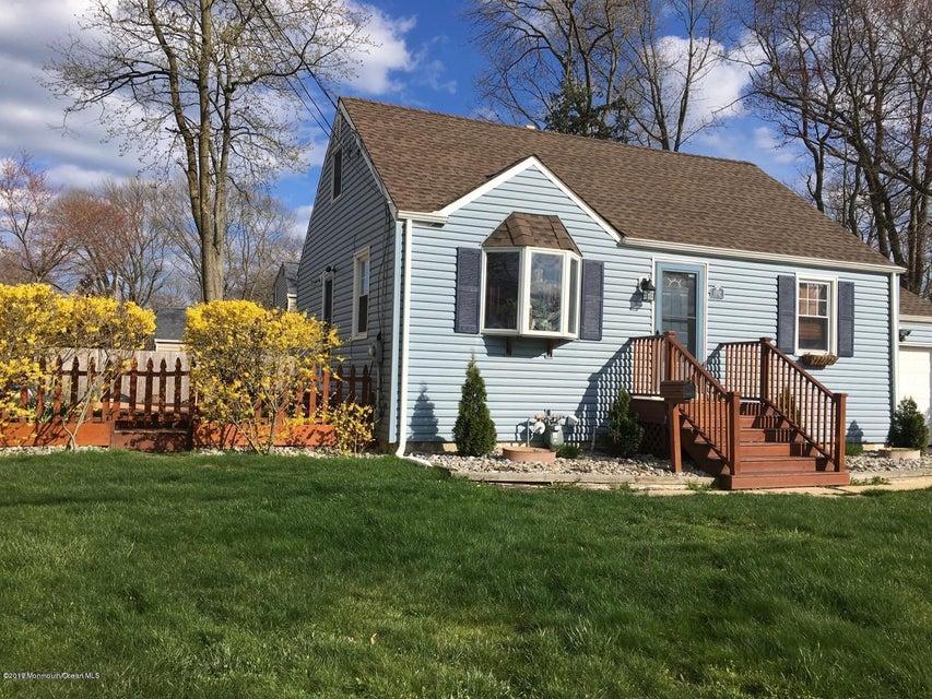 独户住宅 为 销售 在 1202 Logan Road 艾斯柏瑞公园市, 新泽西州 07712 美国