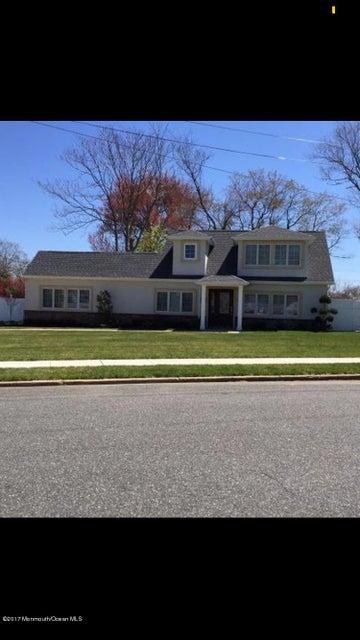 Casa Unifamiliar por un Alquiler en 202 Lockwood Avenue Long Branch, Nueva Jersey 07740 Estados Unidos