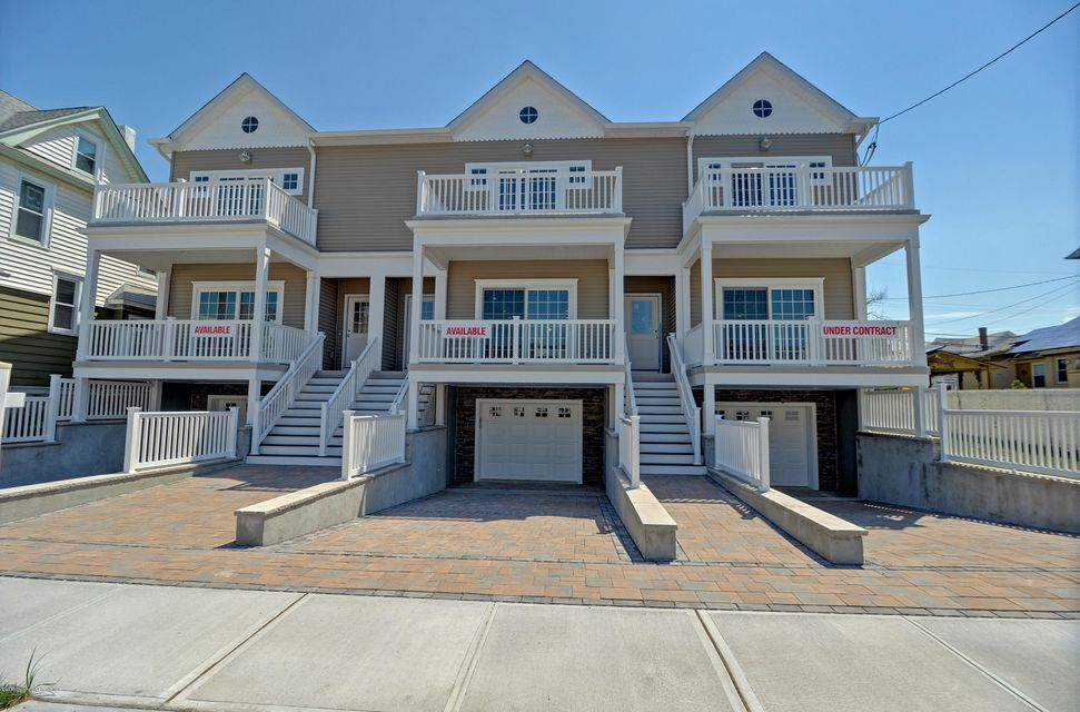 Condominium for Sale at 111 Ocean Park Avenue Bradley Beach, New Jersey 07720 United States
