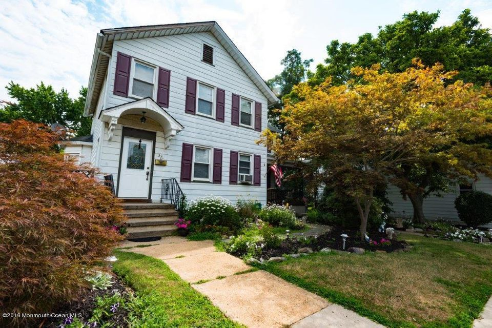 Multi-Family Home for Sale at 37 Railroad Avenue Jamesburg, 08831 United States