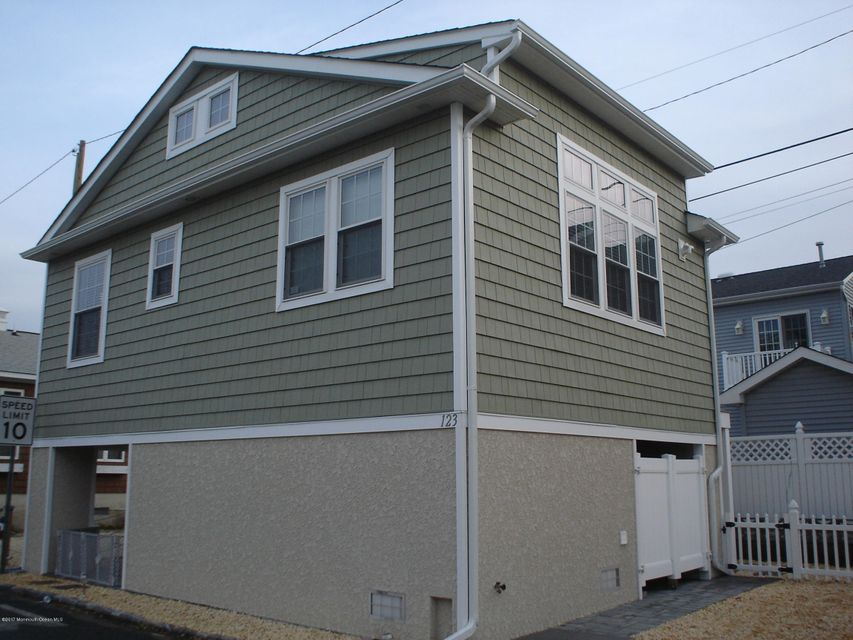 Single Family Home for Rent at 123 Sea Way Lavallette, New Jersey 08735 United States