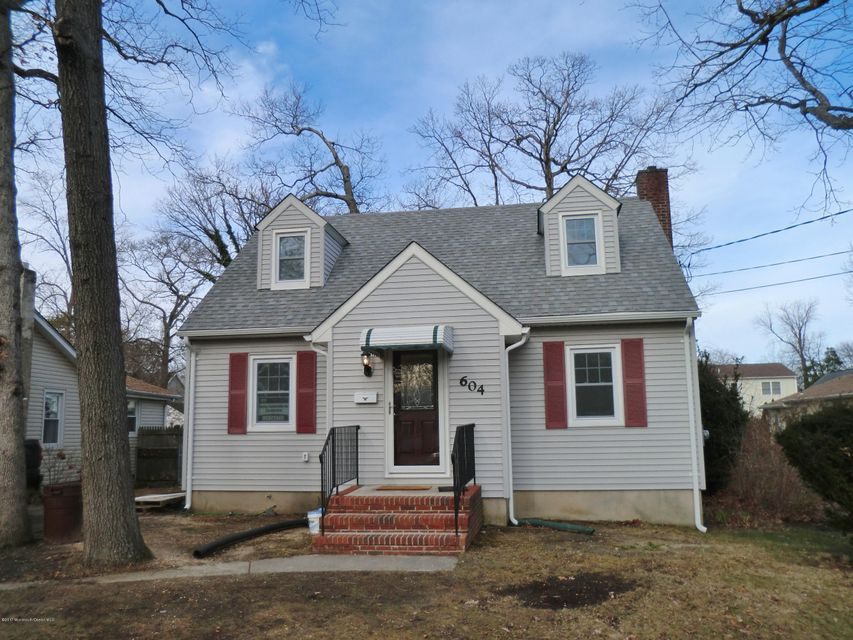 Single Family Home for Sale at 604 Sussex Avenue Spring Lake Heights, New Jersey 07762 United States