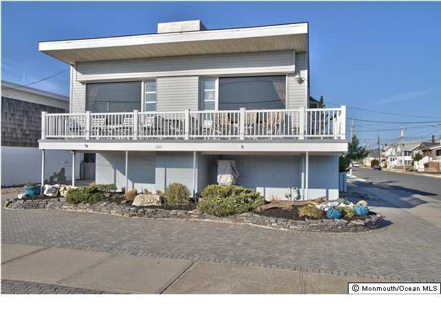 Single Family Home for Sale at 601 Ocean Avenue Seaside Park, 08752 United States
