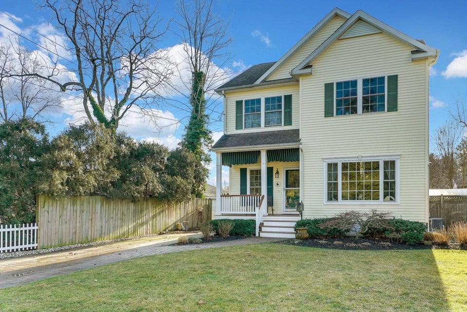 Maison unifamiliale pour l Vente à 605 Harris Avenue Brielle, New Jersey 08730 États-Unis