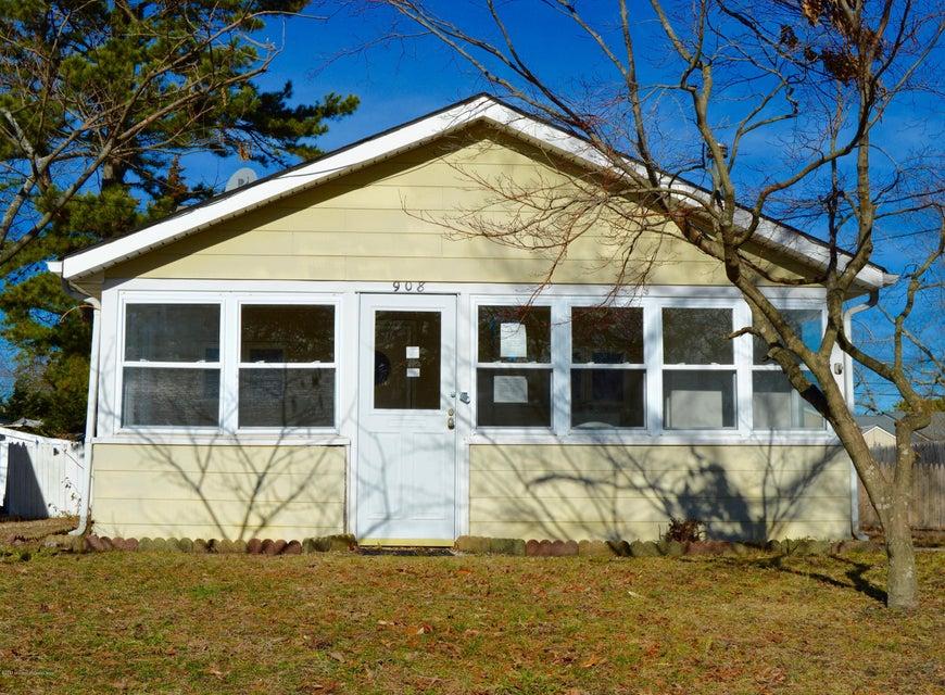 独户住宅 为 销售 在 908 Buena Vista Road Forked River, 新泽西州 08731 美国