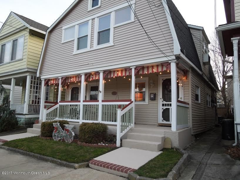 Multi-Family Home for Rent at 124 Broadway Ocean Grove, New Jersey 07756 United States