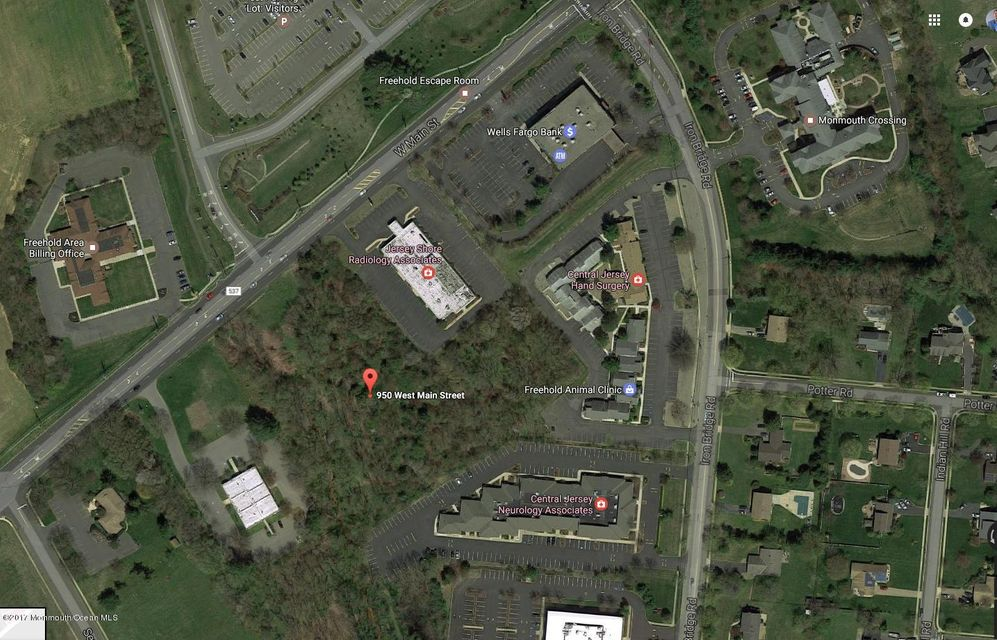 Commercial for Sale at 950 Main Street Freehold, 07728 United States