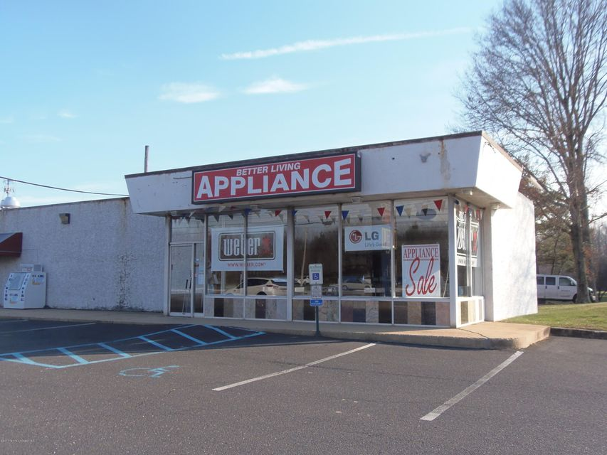 Commercial for Sale at 675 Highway 33 Perrineville, New Jersey 08535 United States