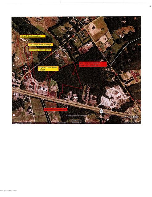 Commercial for Sale at 508-512 Highway 33 Clarksburg, 08510 United States