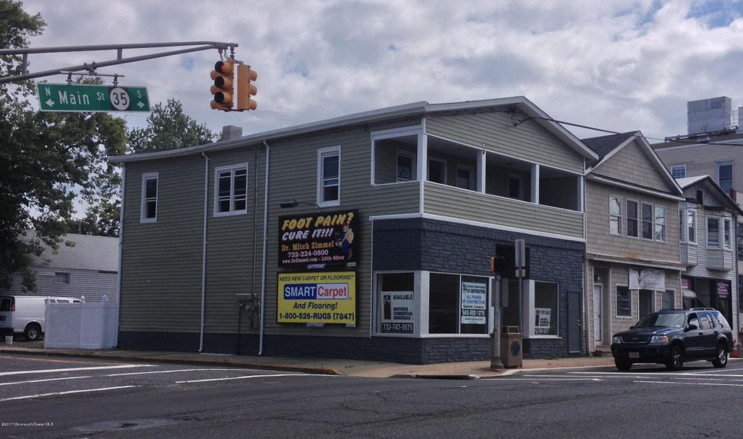 Commercial for Sale at 29 Main Street Eatontown, New Jersey 07724 United States