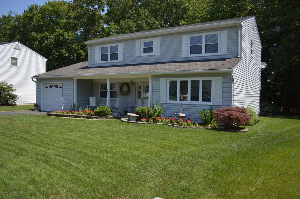 Single Family Home for Sale at 23 Croman Court Hazlet, 07730 United States