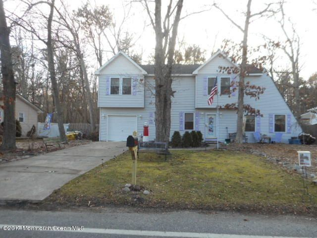 Single Family Home for Sale at 537 Lakeside Drive Forked River, New Jersey 08731 United States