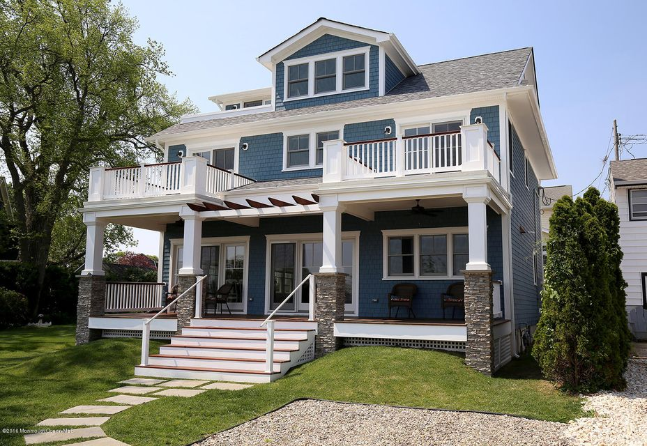 Maison unifamiliale pour l Vente à 510 Lakeside Avenue Avon By The Sea, New Jersey 07717 États-Unis