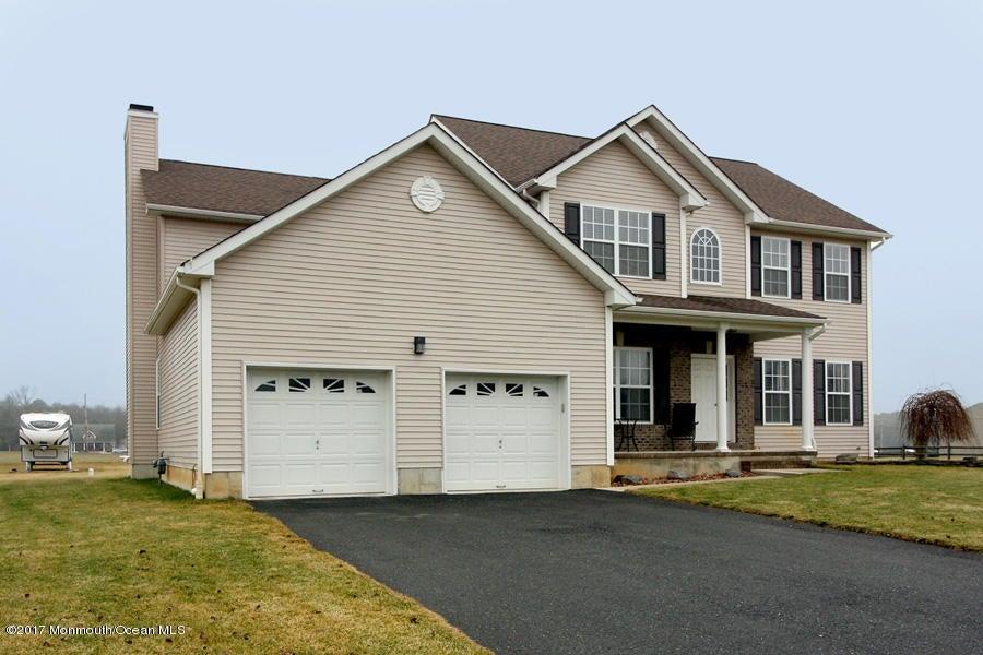 独户住宅 为 销售 在 5 Hornbeam Lane 新埃及, 新泽西州 08533 美国