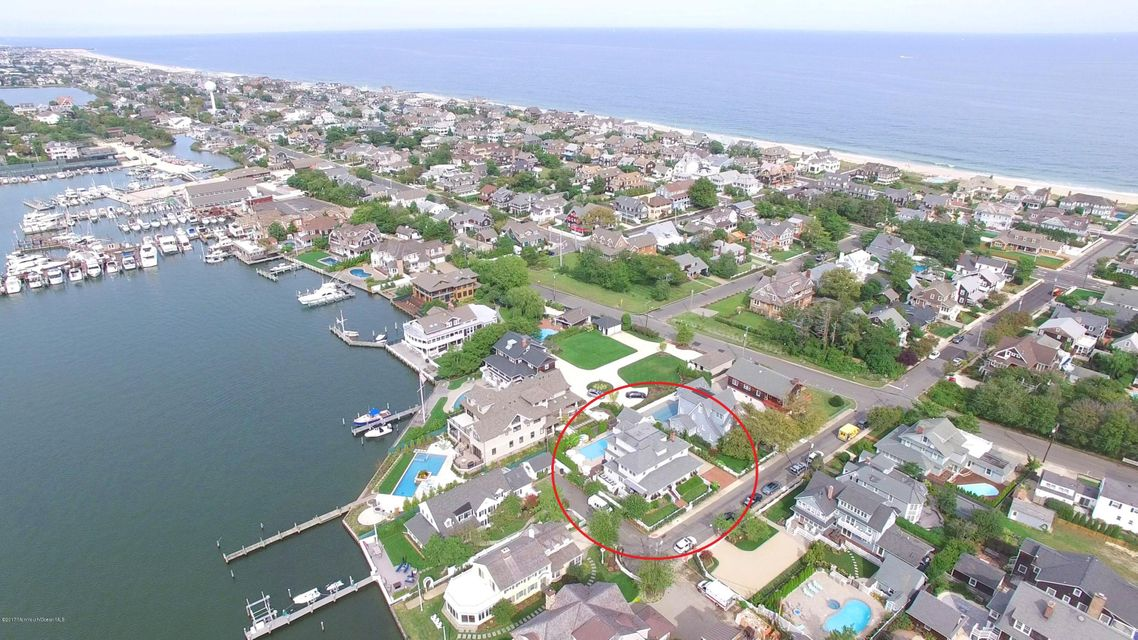 Single Family Home for Sale at 62 Egbert Street Bay Head, New Jersey 08742 United States