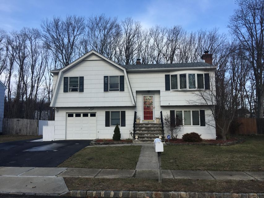 Single Family Home for Sale at 16 Bunker Hill Road Hazlet, New Jersey 07730 United States