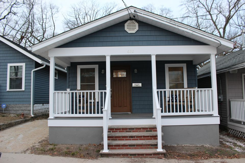 Single Family Home for Rent at 622 Redmond Avenue Lake Como, New Jersey 07719 United States