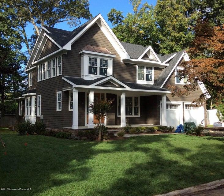 独户住宅 为 销售 在 58 Park Lane Fair Haven, 07704 美国